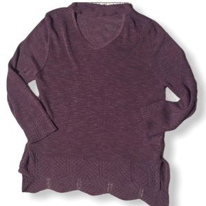 Maurices Maroon Sweater